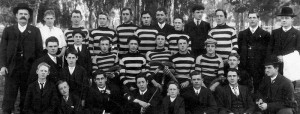 Forestville Hockey Club early 1900's Team pic2 copy